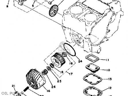 1981 Yamaha Virago Xv750 Ignition Wiring Diagram