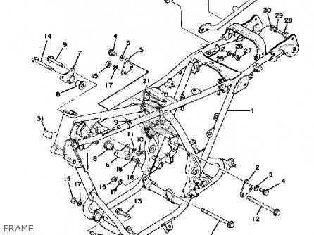 Yamaha Xj650 Wiring Diagram Yamaha Xj600 Wiring Diagram