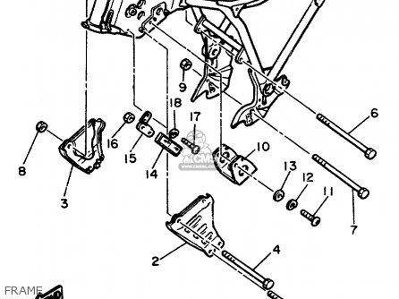 1985 Virago Xv750 Wiring Diagram Virago Engine Wiring