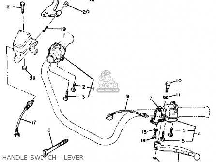 Yamaha Xs750 Wiring Diagram 1978 Virago Wiring Diagram