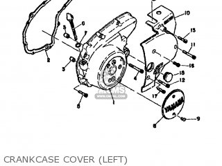 Yamaha XS500 1977 1H3 EUROPE 1H228-198E5 parts lists and