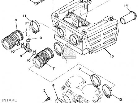 Yamaha Xs500 1978 Usa parts list partsmanual partsfiche