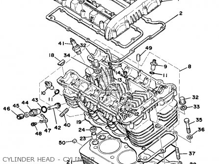 1983 Yamaha Virago 750 Wiring Diagram Honda Shadow 1100