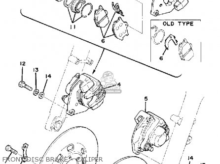 Yamaha Xs750-2 1977 Usa Canada parts list partsmanual