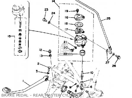 Yamaha XS750-227501 1978 USA parts lists and schematics