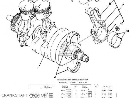 Yamaha Xs850 Wiring Diagram : 1980 Yamaha Xs850 Wiring
