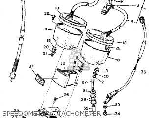 Yamaha XS850L 1981 (B) USA parts lists and schematics