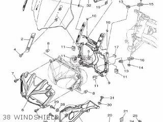 Yamaha XT1200Z 2013 23PF EUROPE 1M23P-300E1 parts lists