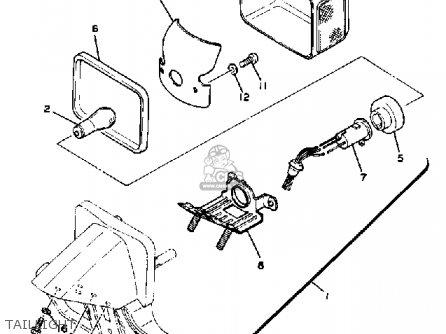 Yamaha Xt125 Wiring Diagram
