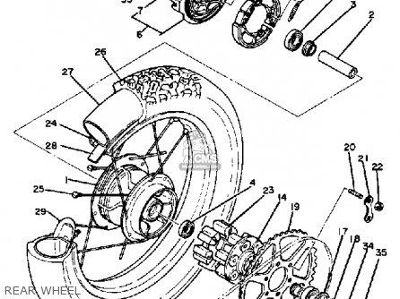 Yamaha Tt 250 Wiring Diagram, Yamaha, Free Engine Image