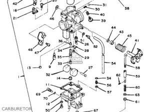Yamaha Razz Carburetor  Wiring Source