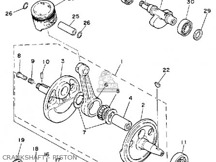 Double Head Cylinder Overhead Cam Engine Diagrams, Double