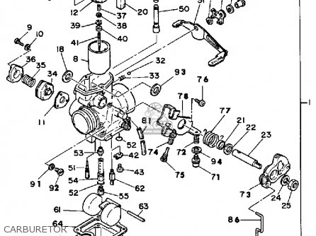 Yamaha Xt500 Wiring Diagram, Yamaha, Free Engine Image For