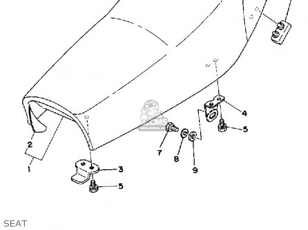 Yamaha Xt500 Wiring Diagram, Yamaha, Free Engine Image For