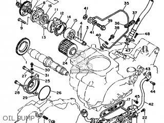 Yamaha XT500 1988 3BH2 HOLLAND 283BH-300E1 parts lists and