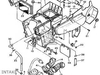 Yamaha XT500E 1990 3WS1 AUSTRIA 203WS-362E1 parts lists