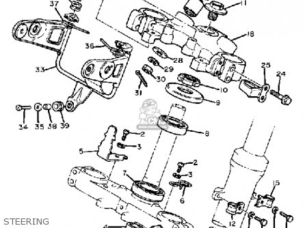 Wiring Diagram Yamaha Sxv. Diagram. Auto Wiring Diagram