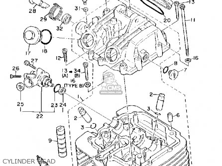 Yamaha Xt600 Headlight YZ250F Headlight Wiring Diagram