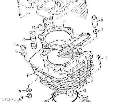 Yamaha XT600C DUAL PURPOSE 1988 (J) CALIFORNIA parts lists