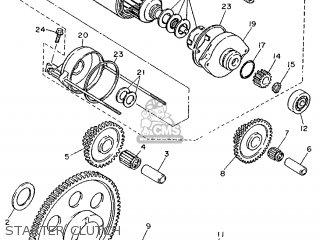 Yamaha XT600E 1993 3TB7 FRANCE 233TB-351F2 parts lists and