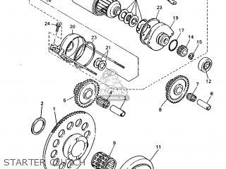 Yamaha XT600E 1998 4PT7 ENGLAND 284PT-300E1 parts lists