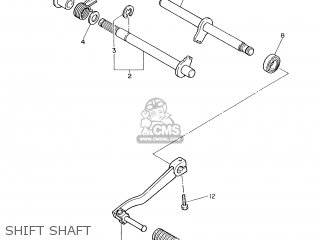 Yamaha XT600E 2002 4PTB ENGLAND 1A4PT-300E1 parts lists