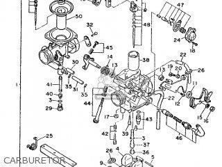 Yamaha Xt600z 1986 1vj Europe 261vj-300e1 parts list