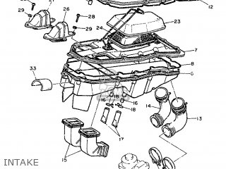 Yamaha XT600Z 1986 1VJ FRANCE 261VJ-351F1 parts lists and