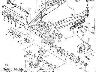 Yamaha XT600Z 1988 3AJ3 EUROPE 283AJ-300E1 parts lists and