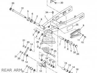 Yamaha XT660R 2005 3S61 CZECH REPUBLIC 1D3S6-300F1 parts
