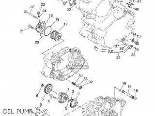 Yamaha XT660R 2007 3S63 EUROPE 1F3S6-300E1 parts lists and