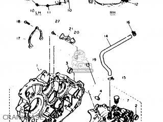 Yamaha XTZ660 1991 3YF2 SPAIN 213YF-352S1 parts lists and