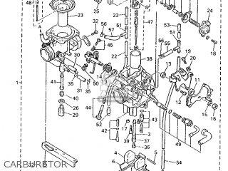 Yamaha XTZ660 1993 3YF7 EUROPE 233YF-300E3 parts lists and