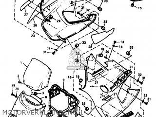 Yamaha Xtz660 (25kw) 1994 4nw1 Germany 244my-332g1 parts