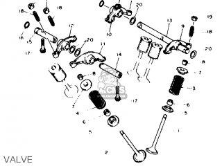 Yamaha XTZ660 (35.3KW) 1993 3YF7 GERMANY 233YF-332G2 parts