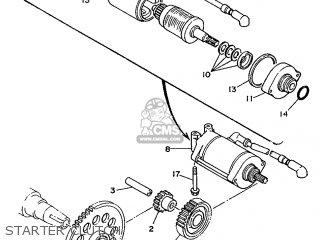Yamaha XTZ750 1989 3LD1 EUROPE 293LD-300E2 parts lists and