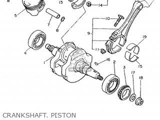 Yamaha XV1100 1992 3LP4 EUROPE 223LP-300E1 parts lists and