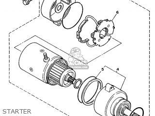 Yamaha XV1100 1998 3LPG GERMANY 283LP-332G1 parts lists