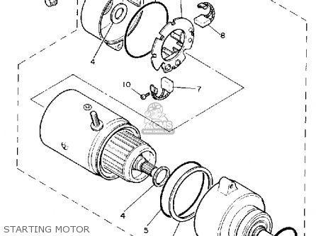 Virago 1100 Wiring Diagram, Virago, Free Engine Image For