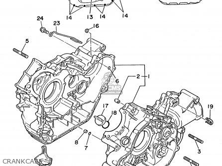 Yamaha XV1100S XV1100SC VIRAGO 1996 (T) USA CALIFORNIA