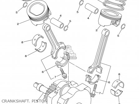 Yamaha Xv1600a Xv1600ac Road Star 2003 (3) Usa California