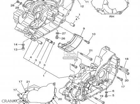 Yamaha XV1700PC XV1700PCC ROAD STAR WARRIOR 2003 (3) USA