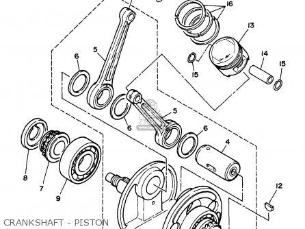 Yamaha XV250 1997 (V) USA parts lists and schematics
