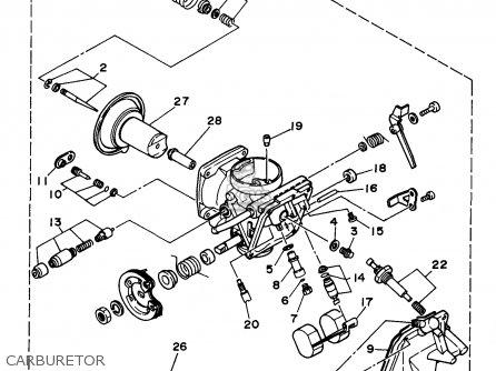 Yamaha XV250 XV250C 1999 (X) USA CALIFORNIA parts lists