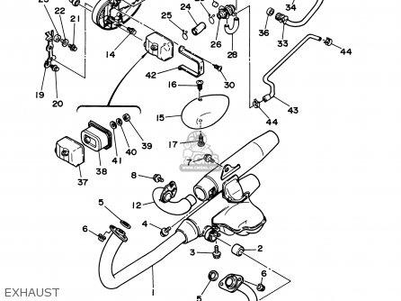 Yamaha XV250 XV250C 2003 (3) USA CALIFORNIA parts lists