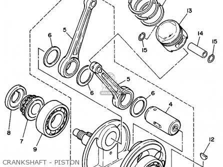 Yamaha XV250C 1995 (S) CALIFORNIA parts lists and schematics