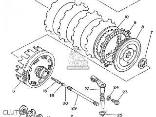 Yamaha XV250S 1999 3LSM ENGLAND 293LS-300EA parts lists