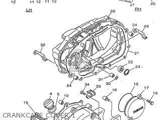 Yamaha XV535 1999 4YH9 BELGIUM 294YH-300E1 parts lists and