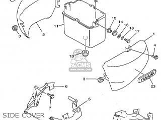 Yamaha XV535 1999 4YHA GERMANY 294YH-332G1 parts lists and