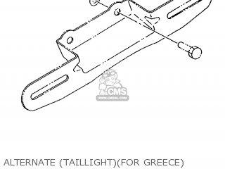 Yamaha XV535 (UP) 1995 4KU8 EUROPE 254KU-300E1 parts lists